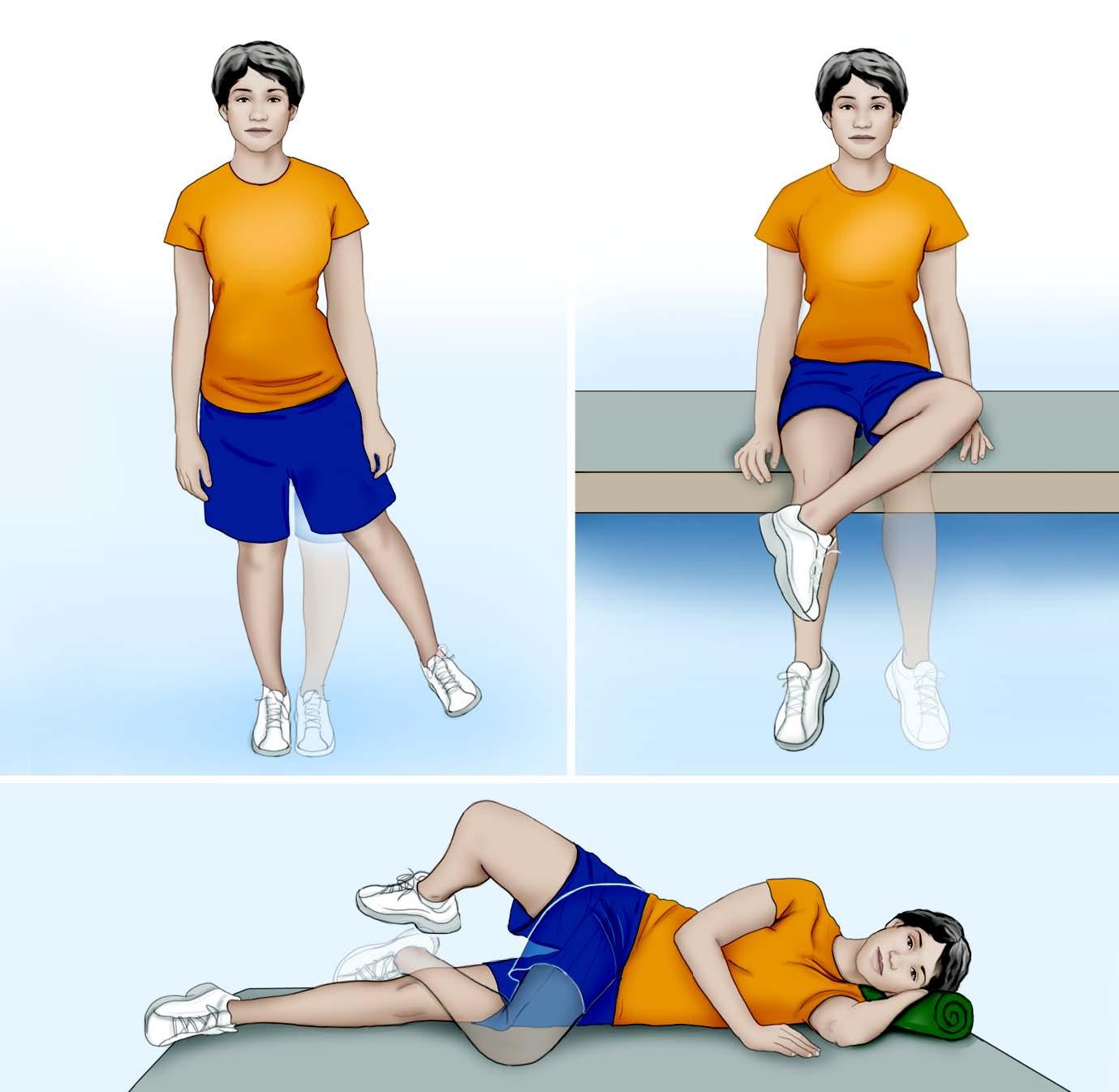 Balance Board Exercises For Knee: Balance Exercises: Balance Exercises Knee