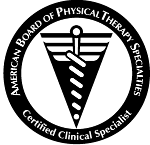Certified Clinical Specialist ABPTS logo